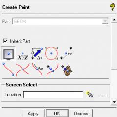 روش های ایجاد نقطه در icem cfd
