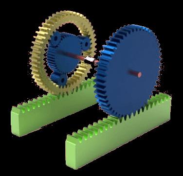 طراحی چرخ دنده در سالیدورک