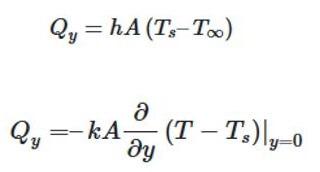 فرمول انتقال حرارت جا به جایی و حرارتی