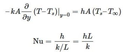 فرمول محاسبه عدد ناسلت